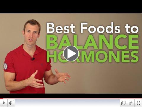 Best Foods to Balance Hormones