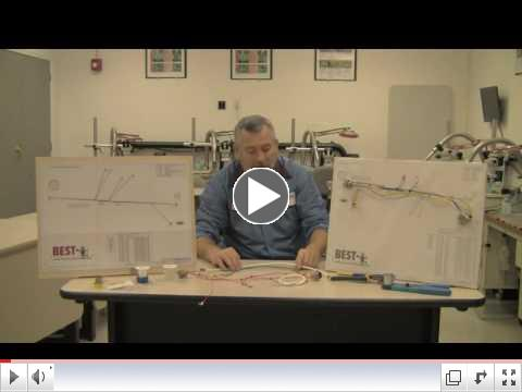 Norman Mier, MIT, explains Wire Harness Course