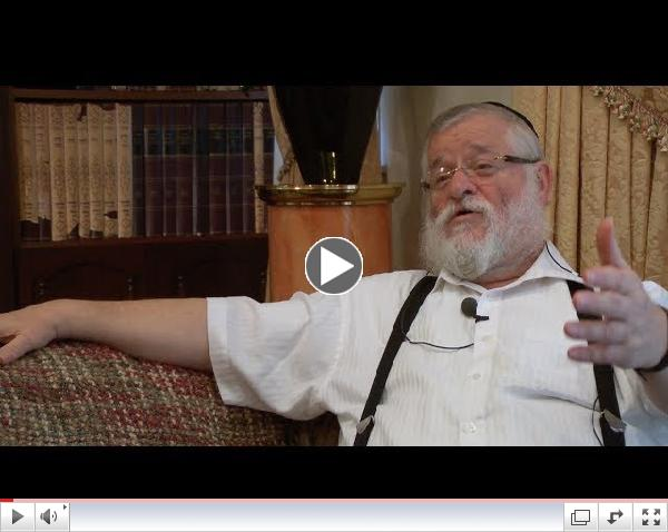 Cantor Benzion Miller on Improvisation in Cantorial Music