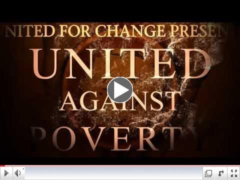 United for Change Presents: United Against Poverty