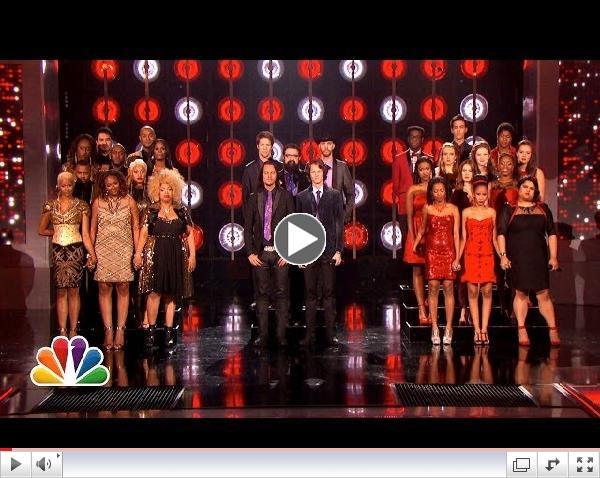 Season 4 Winning Moment - The Sing-Off