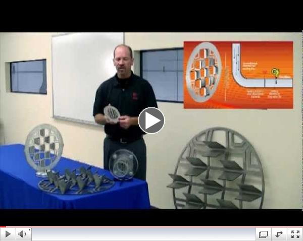 View video presentation of Vortab Insertion Panel VIP Flow Conditioner
