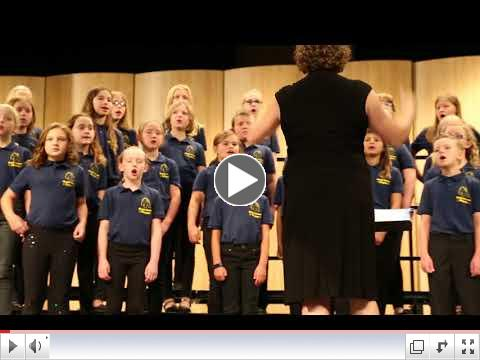 Maple Grove Elementary Choir