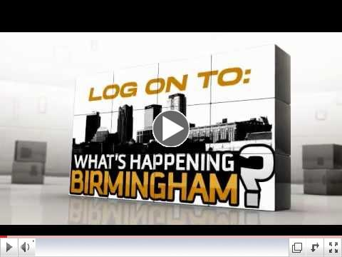 What's Happening Birmingham TV Commercial