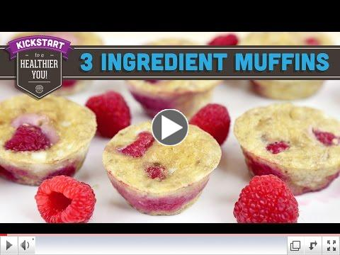 3 Ingredient Muffings