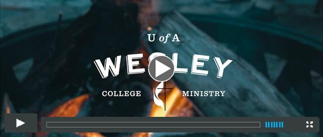 2016 U of A Wesley Promo Video