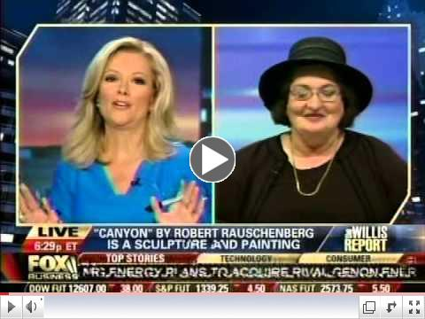 Patti Spencer on Fox News