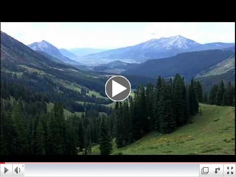 Trail 403 in Crested Butte - full video