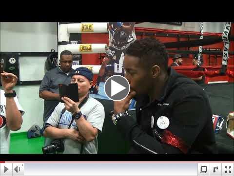 Willie Monroe, Jr 1 on 1 interview