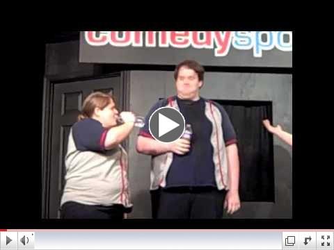 ComedySportz Richmond : Spit Take