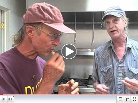 Pepper Festival - Roasting Poblanos with Chile Shack John