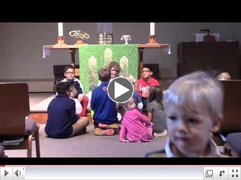 Children's Sermon: 120 Gallons of Milk