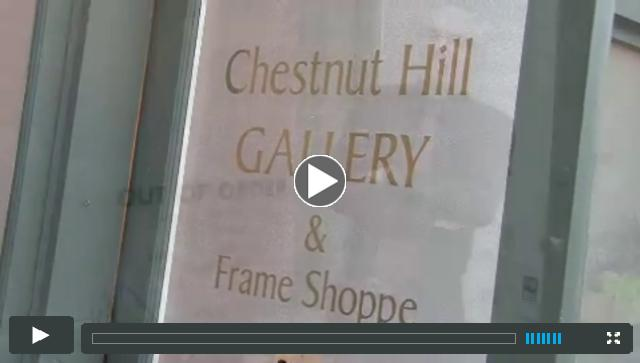 Out of Order Reception @ Chestnut Hill Gallery - Steve Ladner