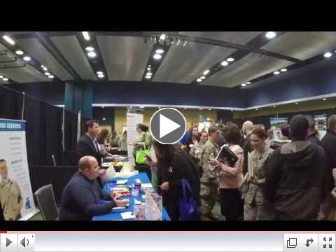 Fourth Annual KHQ Job Fair