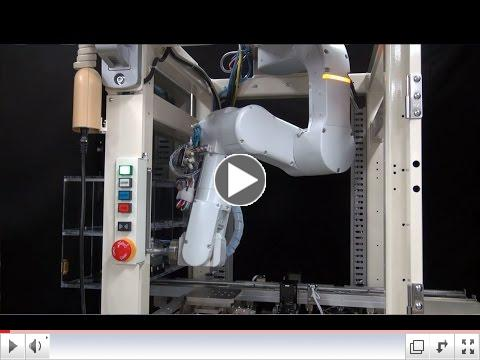 Assembly Demo by Epson N-Series 6-Axis Robot