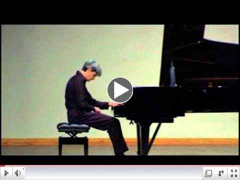 Francesco Attesti plays Chopin Waltz opus 69, n 2 and Scherzo opus 39 n 3.