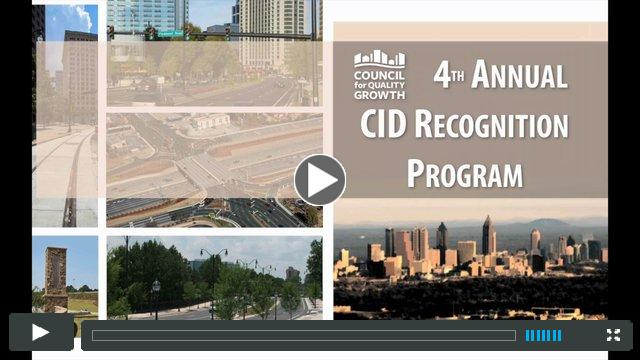 CQG 4th Annual CID Recognition Program