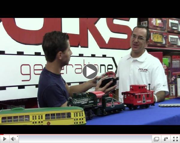 Polks Generation Next - Scott Polk From Aristo Talks About His New G Scale Company