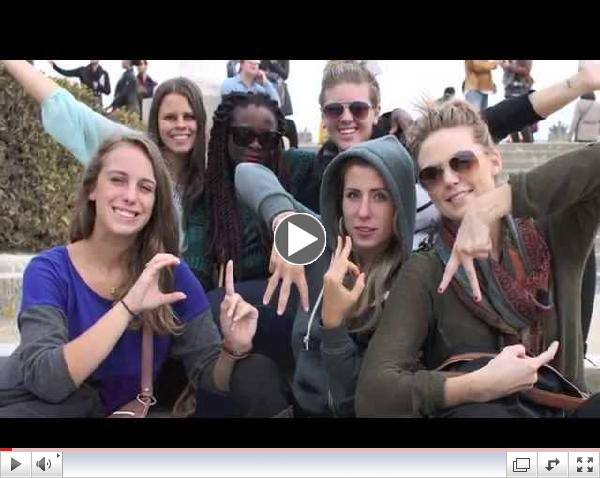 CIMBA Fall 2014 students frolic around Paris and Brussels!