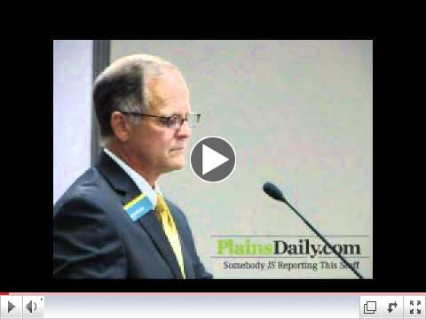 Bresciani on NDSU Tuition & Funding Numbers