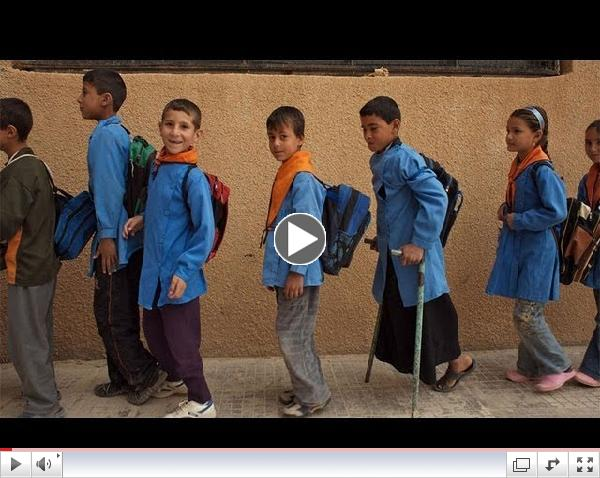 The State of the World's Children 2013: Children with Disabilities (ISL)