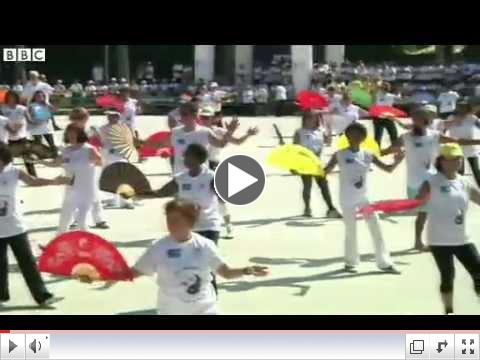 BBC News  Chinese martial art in Latin America
