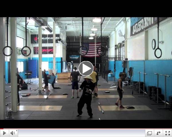 CrossFit Freedom Harlem Shake
