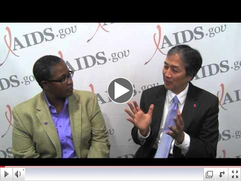 Conversations from AIDS 2012 - A. Toni Young