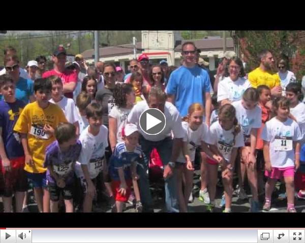 Rye Derby & Healthy Kids Day  2013