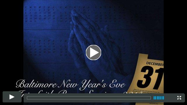 baltimore new years eve interfaith prayer service 2014