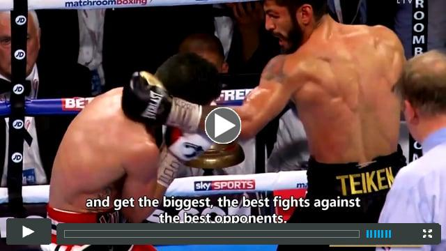 orge Linares Fighter Spotlight