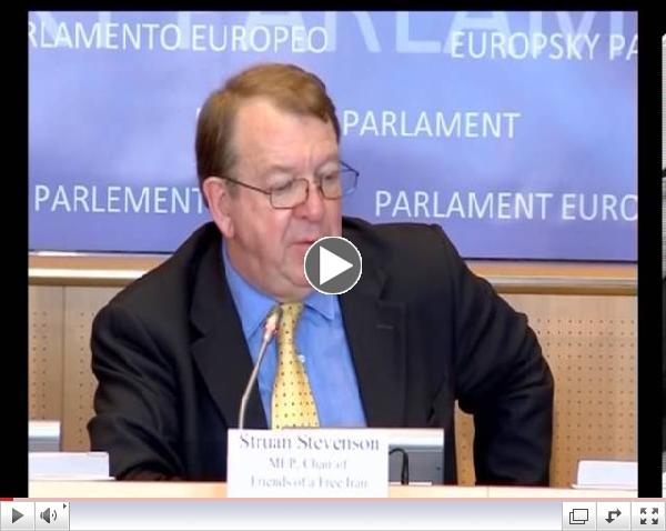 Speech by Mr. Struan Stevenson on Iran and Iraq  - March 27
