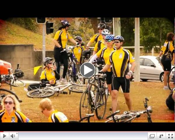 The 2012 Ride to Conquer Cancer - Sydney Mini Orientation Video