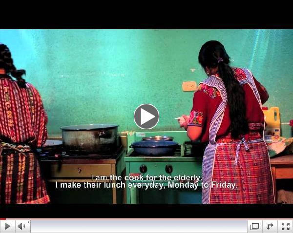 Mayan Families Elderly Care Program