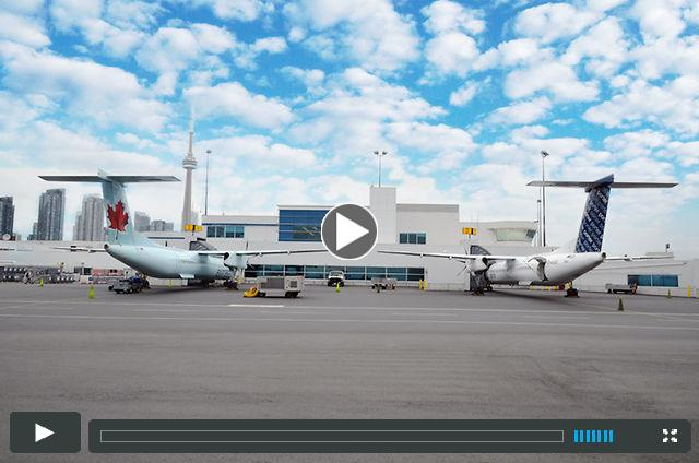 Billy Bishop Toronto City Airport Economic Impact Study Highlights
