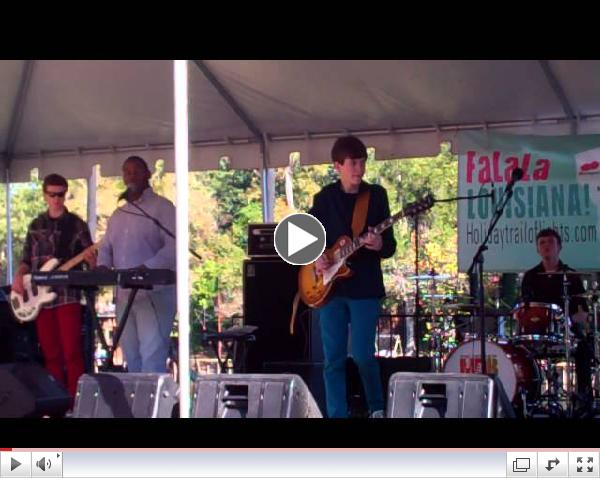 The Matthew Davidson Band -