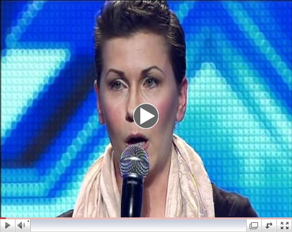 Pamela Cook - The X Factor Australia 2011 Audition