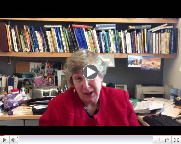 A message from Nancy Kerr, Professor & Program Director at Champlain College.
