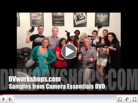 Video Camera Essentials DVD