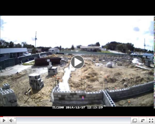 Time Lapse Video Haines City New Fire Station - North Bay View