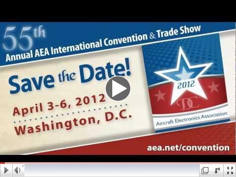 AEA International Convention and Trade Show 2012 Trailer