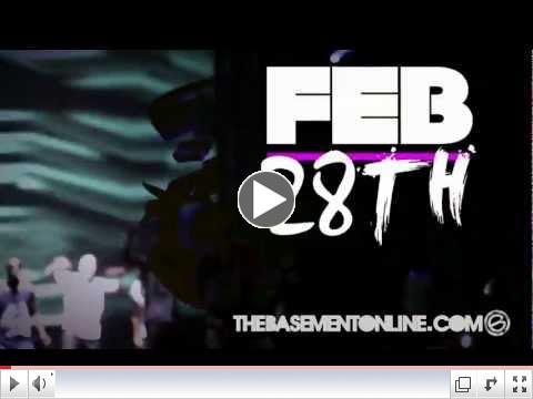 LOVE REVOLUTION FEB. 28th at THE BASEMENT