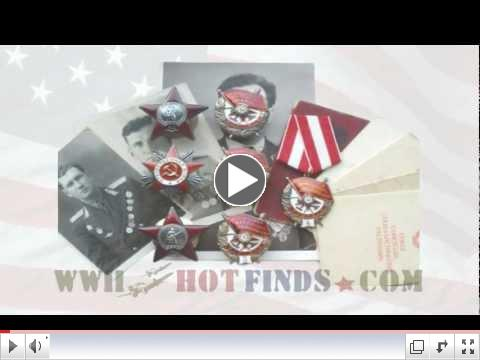 WWII Hot Finds The Best Military Collectibles Top 10 Episode 23