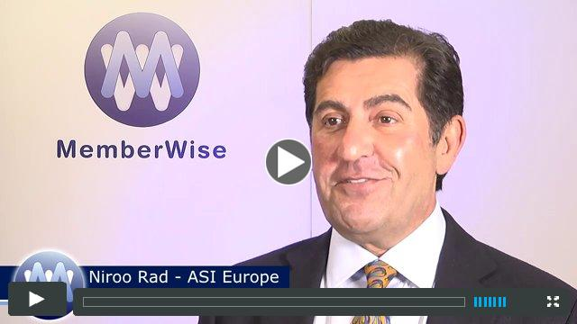 Niroo Rad, CEO, ASI Europe