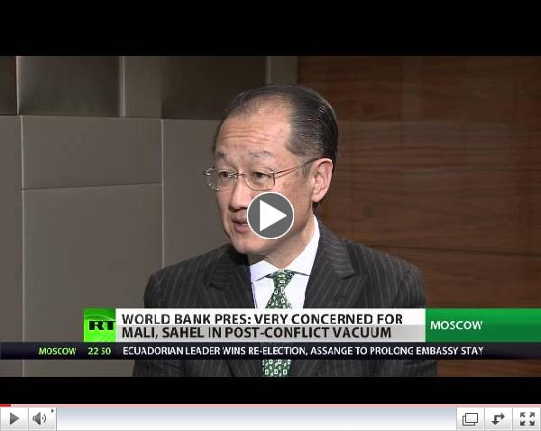 'Plenty of poverty for all banks to tackle' - World Bank chief