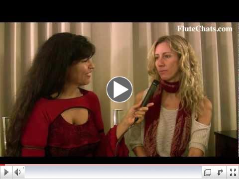 Viviana Guzman Interviews Fluterscooter