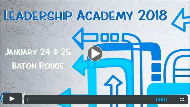 Leadership Academy 2018