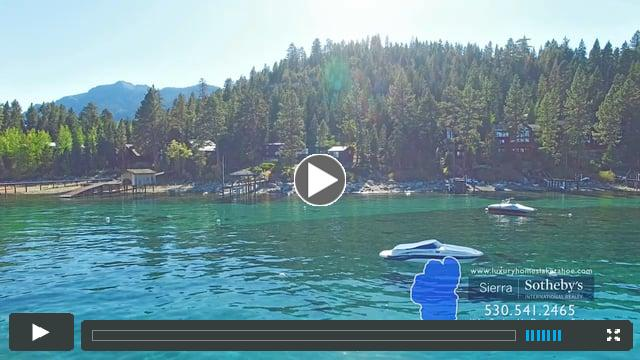 Lake Tahoe Shoreline - September 2015