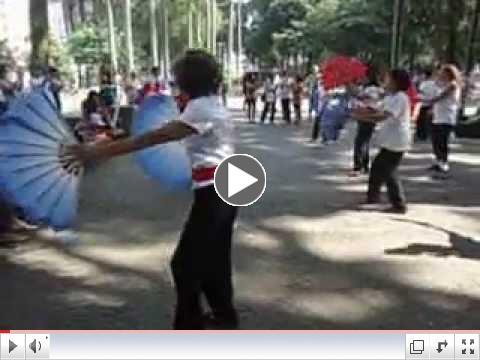 Dia Mundial do Tai Chi em Santos ??????????????? 27-04-13