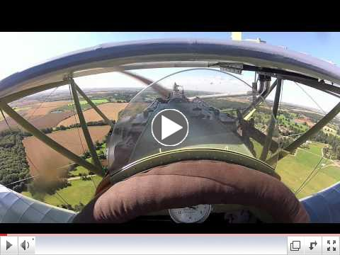 GoPro - Kermie Cam - Albatros over Shuttleworth